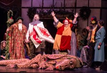 Review: The Christmas Revels at the Lobero Theatre