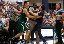 UCSB Basketball Fan Arrested After Rushing Court