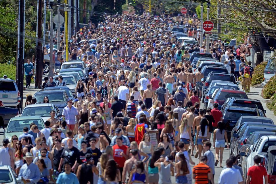 Halloween Isla Vista 2020 The Deltopia Disaster Debriefed   The Santa Barbara Independent