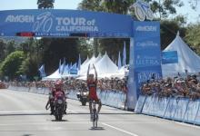 Taylor Phinney Wins Stage 5 of Amgen Tour