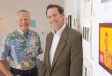 Brad Nack, Tony Askew, and the Arts Fund