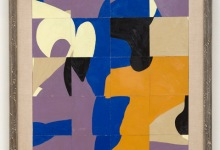 Review: Frederick Hammersley at LA Louver Gallery