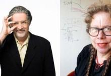 Lynda Barry and Matt Groening Talk Love, Hate & Comics