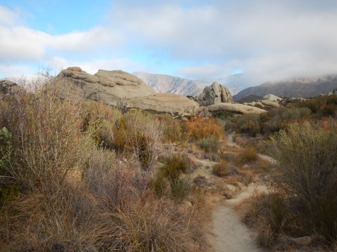 Piedra Blanca Trail to Twin Forks Camp - The Santa Barbara Independent