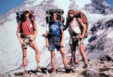 Sports: Hiking the PCT