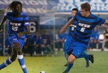 Gaucho Soccer Stars Honored
