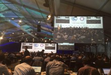 World Plenary Talks Rumble and Stumble to Completion