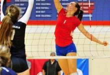 Presidio Sports All-City Volleyball Team