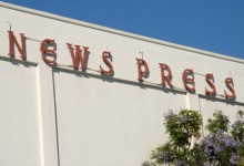'Santa Barbara News-Press' Apologizes for Offensive Byline