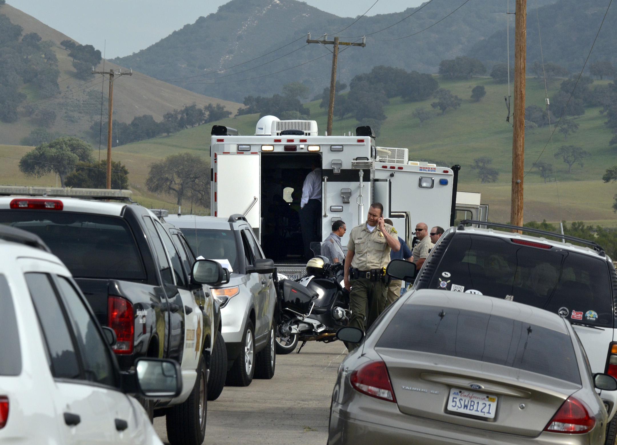 UPDATE] Standoff Suspect Arrested