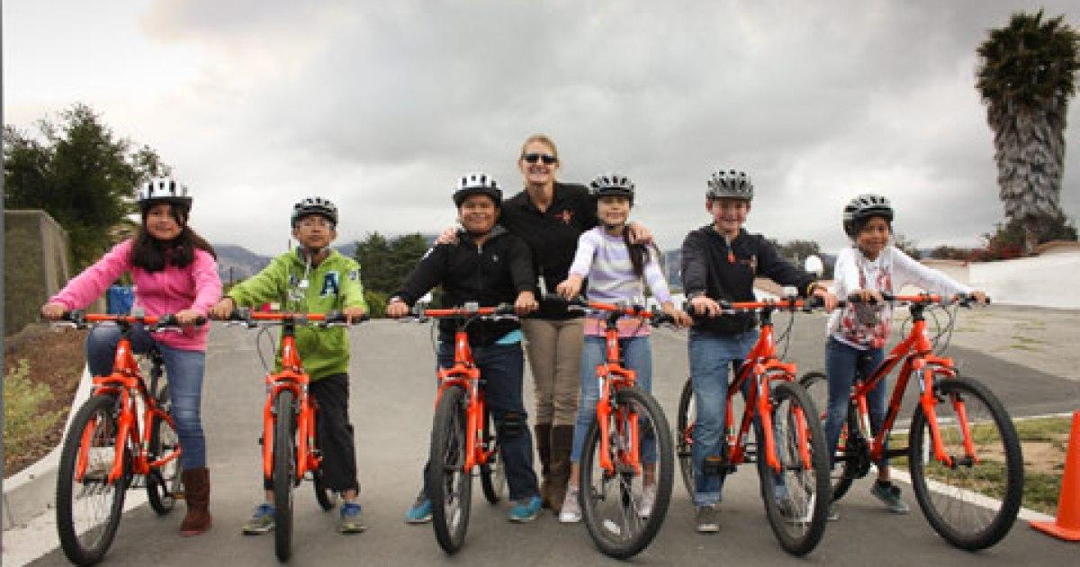 2aa204fcda6 Adams Offers Bike Education to All Students - The Santa Barbara ...