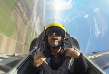 VIDEO: Jet-Setting with the Breitling Team