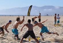 Spikeball Finds Fans in Santa Barbara