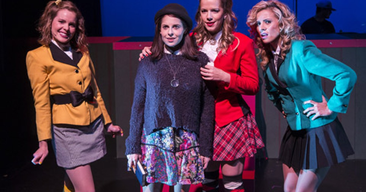 Heathers the Musical' - The Santa Barbara Independent