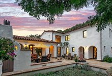 Make Myself at Home: A One-of-a-Kind Montecito Treasure