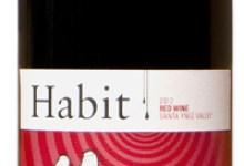 Habit Wine Red