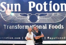 Sun Potion Shines on Health Food Scene