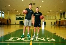 Senior Year Showtime for Basketball Buddies