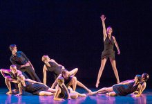 UCSB's Theater and Dance's Fall Concert