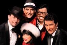 'Rat Pack Christmas' at the Granada
