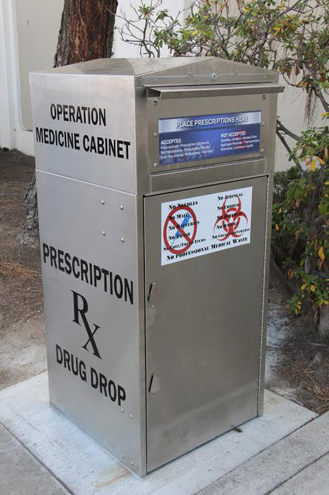 Prescription Med Disposal Kiosks Reopen