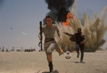 'Star Wars: The Force Awakens' Worth the Wait