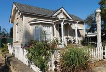 Fabled Gables: 710 Anacapa Street
