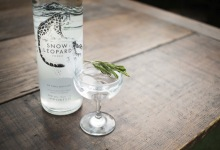 Snow Leopard Vodka