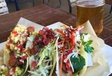 Fish Taco Sampler @ Kanaloa Seafood