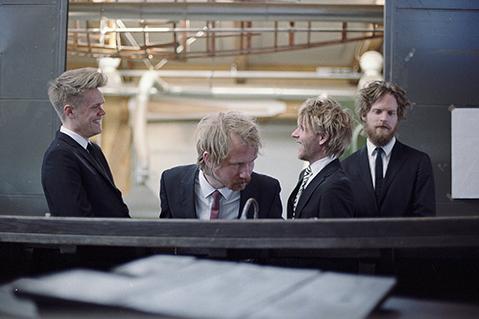 Danish String Quartet - The Santa Barbara Independent