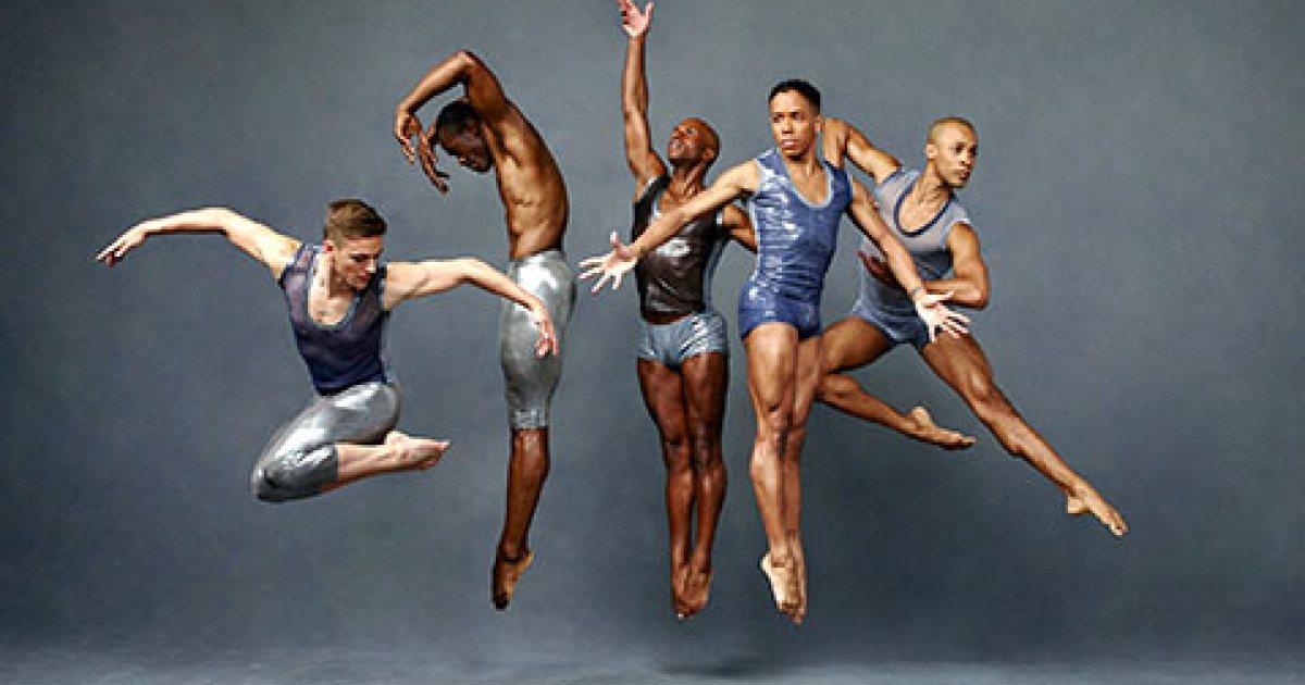 Alvin Ailey American Dance Theater in S.B. - The Santa Barbara ...