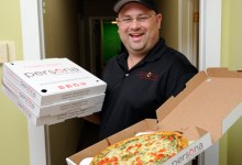 Delivery Now @ Persona Wood Fired Pizzeria
