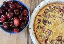 How to Make Cherry Clafouti