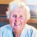 """Margaret """"Peggy"""" Louise Hurst:  1930-2016"""