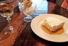Tres Leches Cake @ Julienne