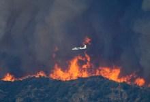 Rey Fire: Thursday Afternoon Update
