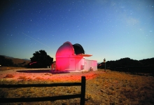 Las Cumbres Observatory Connects Us to the Cosmos