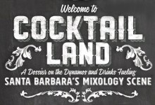 Welcome to Cocktail Land