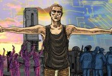 S.B. Author's 'The Pros' A Comic Book with a Conscience
