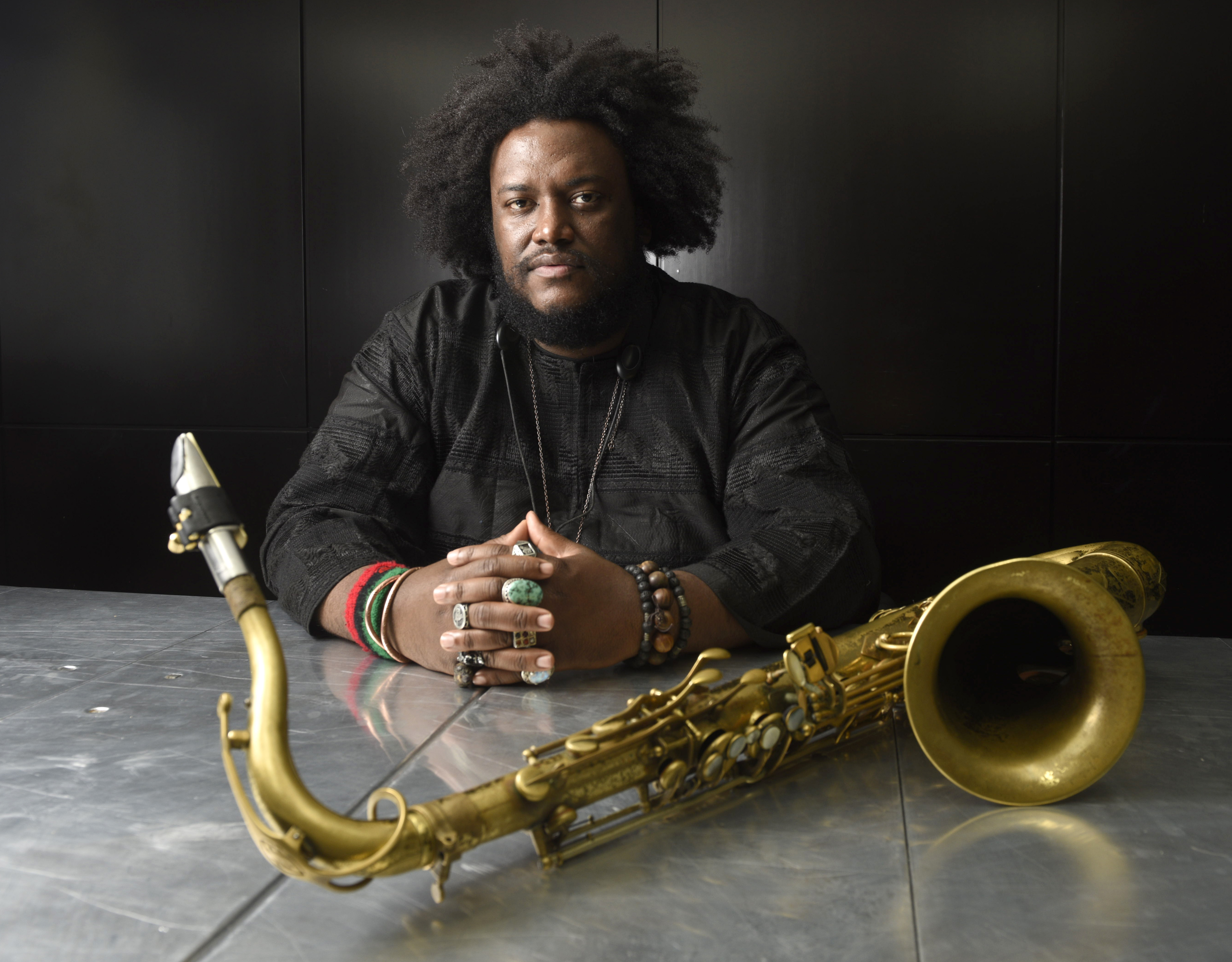 Kamasi Washington's Epic Jazz Hits UCSB - The Santa Barbara