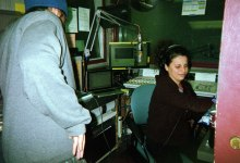 KCSB'S Ally Gonzalez and Her Love of Radio