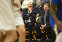 UCSB Basketball Coach Out