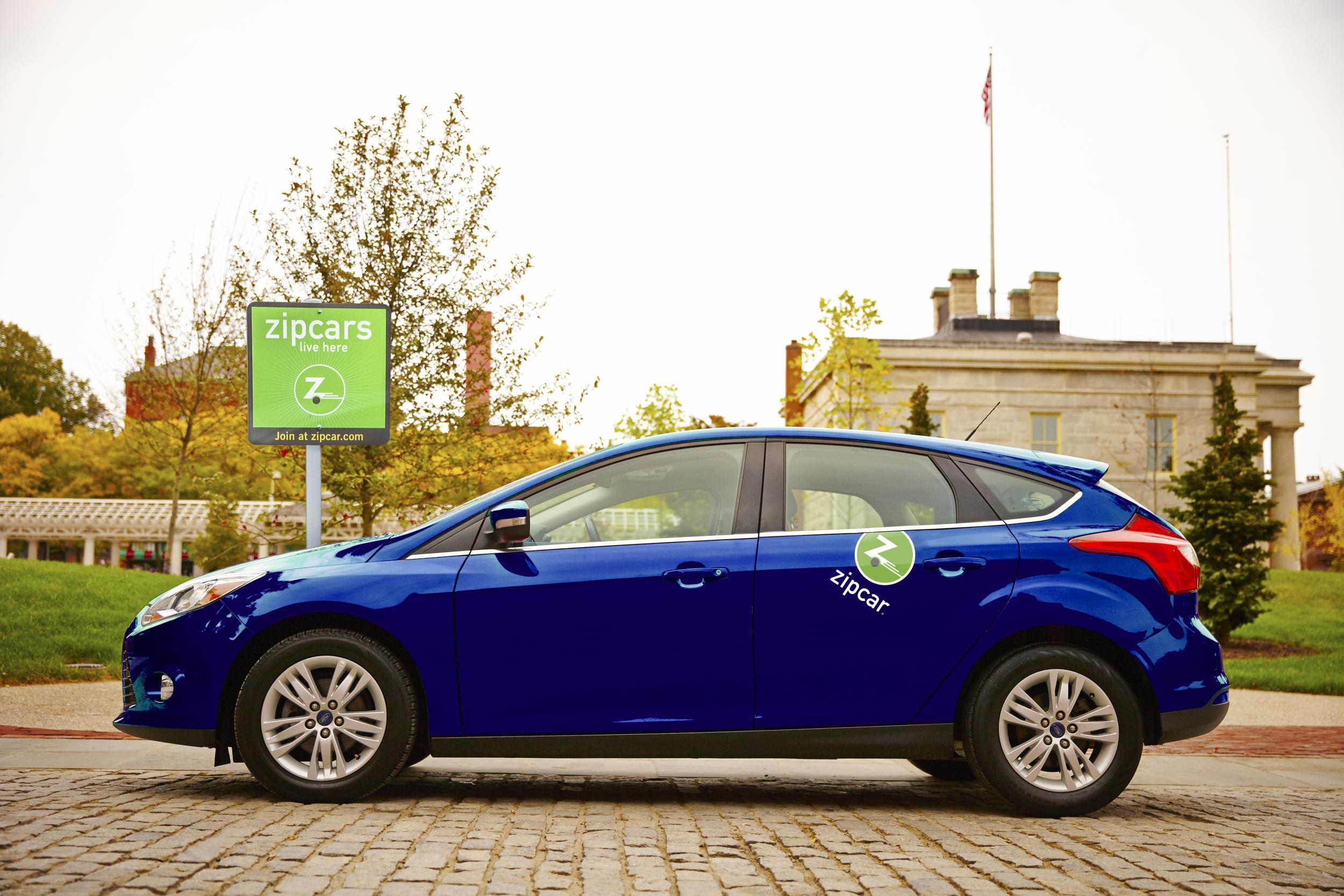 Zipcar Coming To A Corner Near You The Santa Barbara Independent