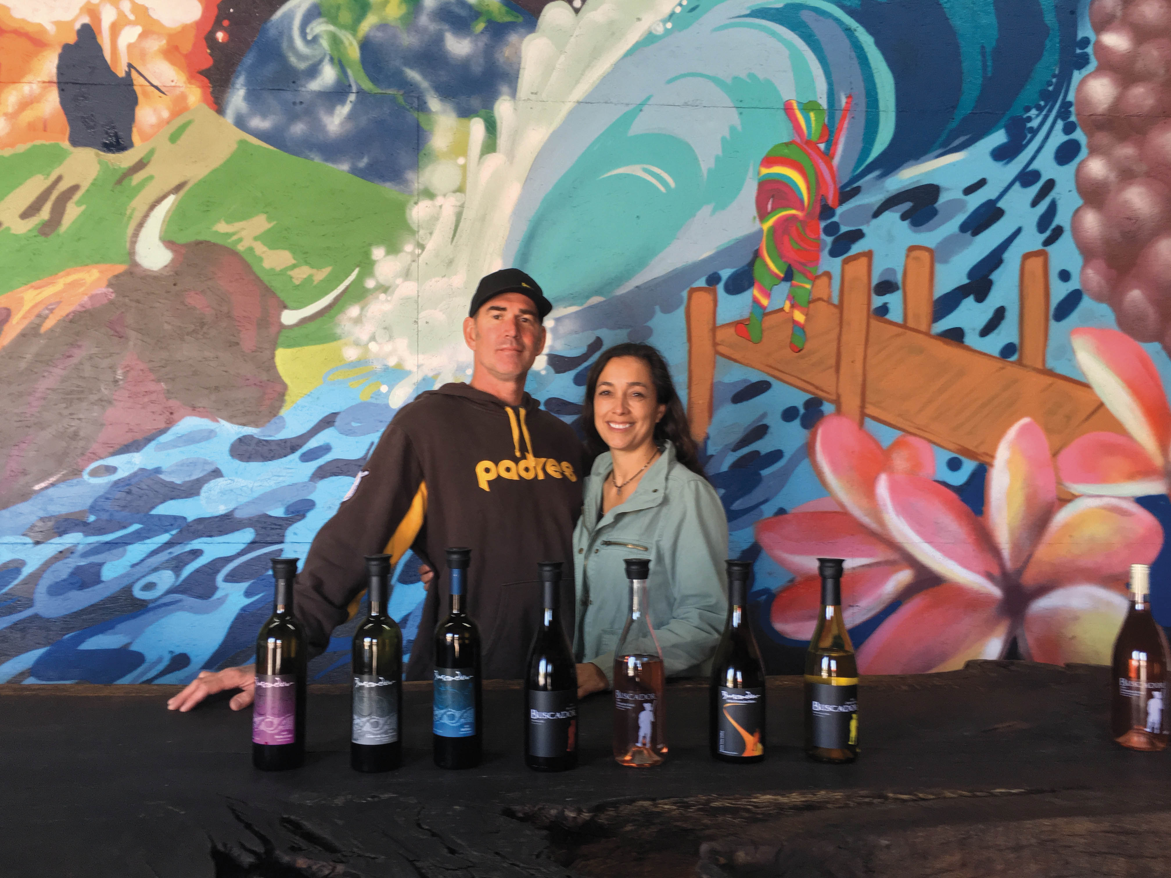 Buscador Opens New Tasting Room in Buellton - The Santa Barbara
