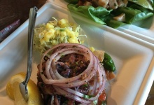 Eat This: New Menu Items @ Kanaloa Seafood