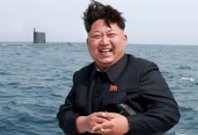 Trump and Kim Jong Un Walk into a Bar …