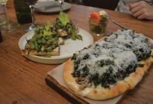 Eating Vegetarian at Finch & Fork