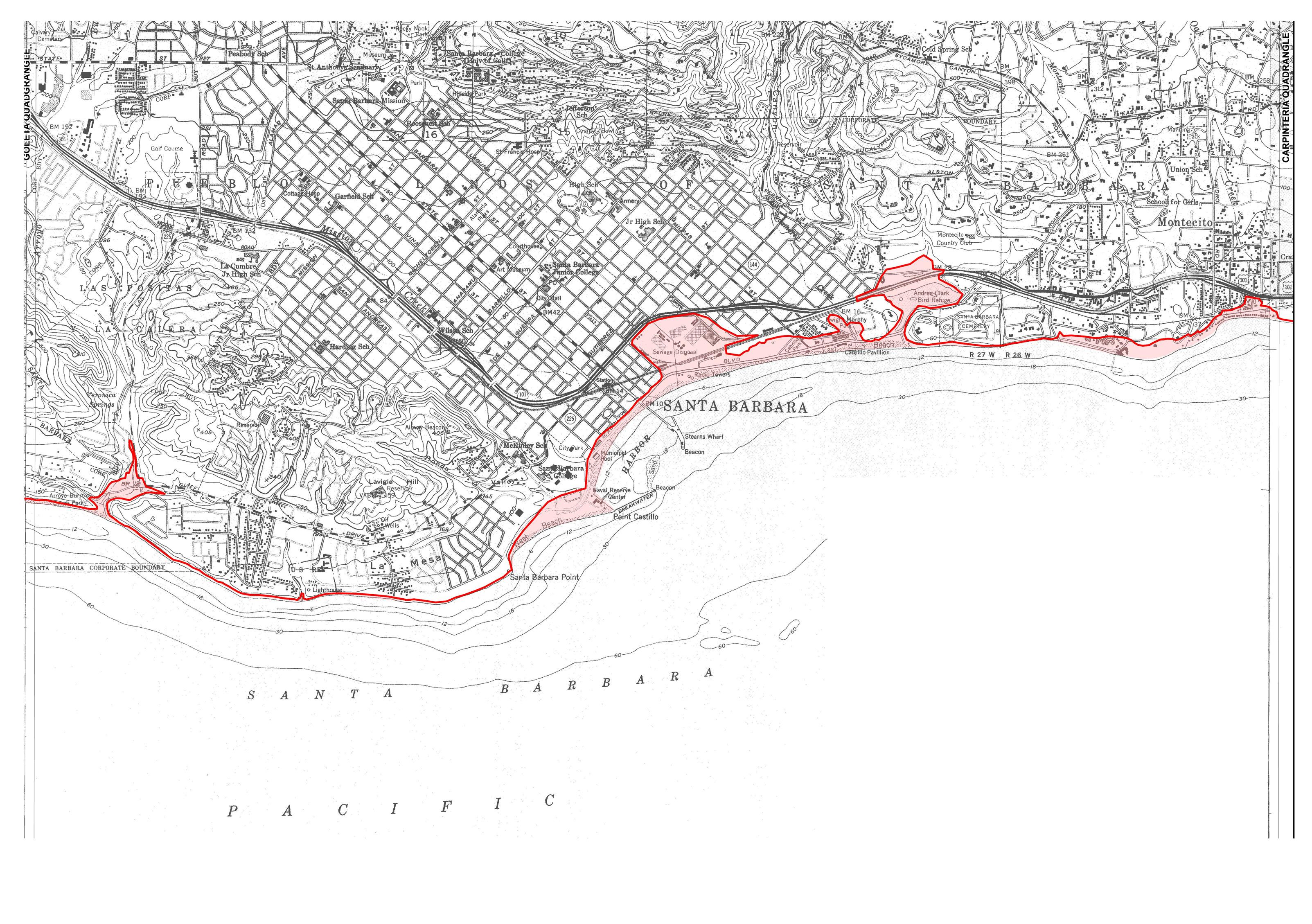 Potential Earthquake Worries in Santa Barbara Channel - The Santa