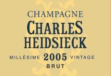 Charles Heidsieck Brut 2005