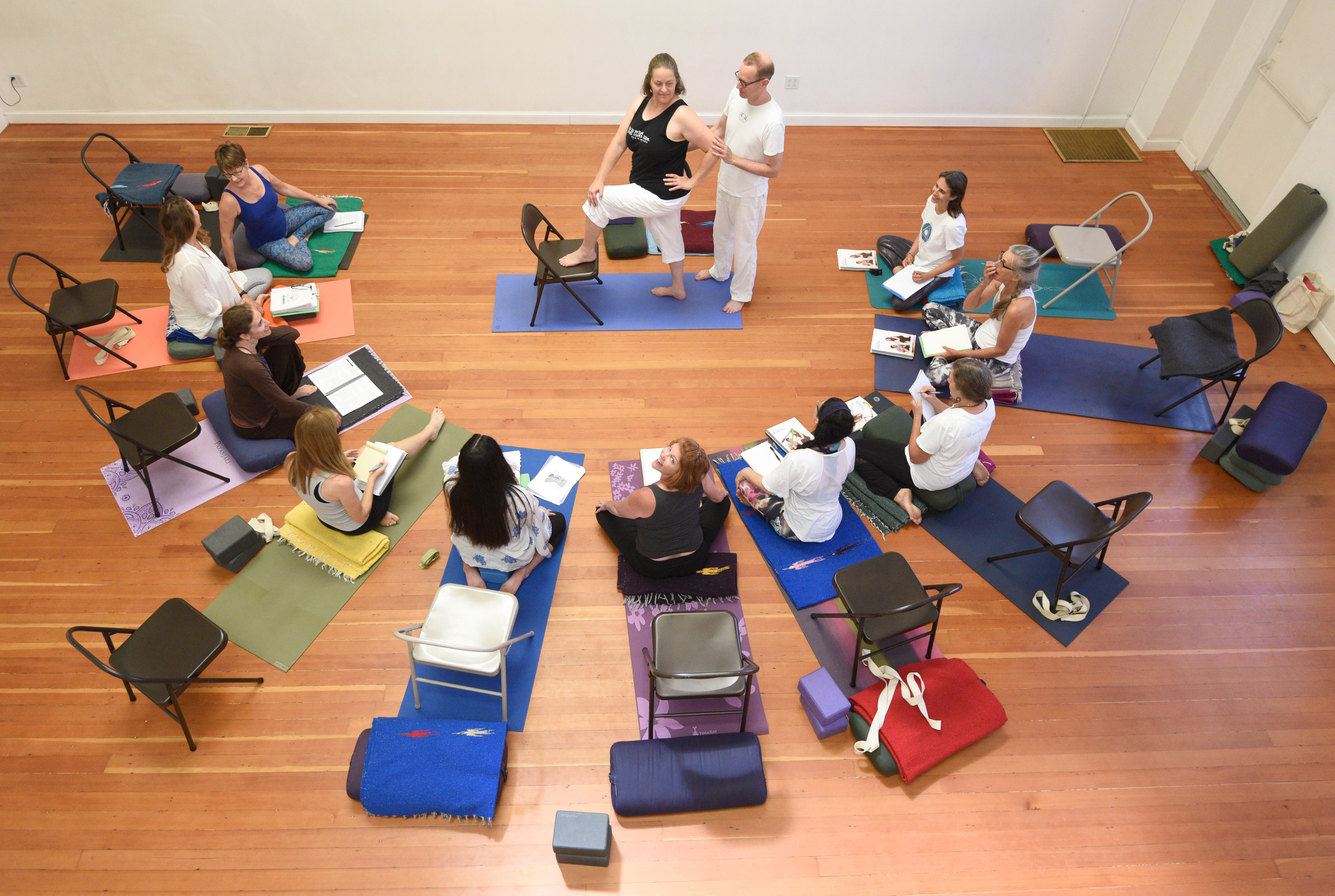 Yoga Teaching In Santa Barbara The Santa Barbara Independent